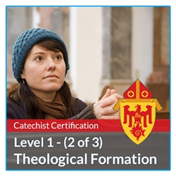 (Cert: Catechist Lvl 1) B - Theological Formation